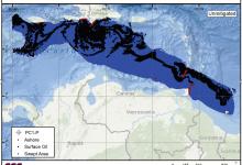 Photo of Revelan explotación petrolera de Guyana pone en peligro a las costas dominicanas